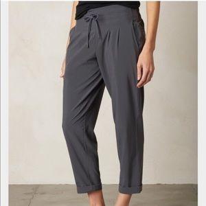 Prana Charcoal Gray Uptown Pants XS